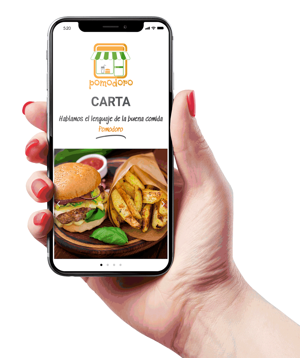 Carta Digital QR